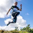 Extreme short orienteering pants
