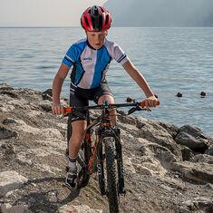 Team sykkeltrøye junior