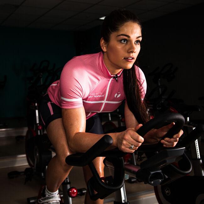 Elite Race sykkeltrøye dame - Hushovd design