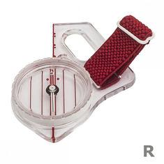 Moscompass 9R* Elite - høyrehånds tommelkompass