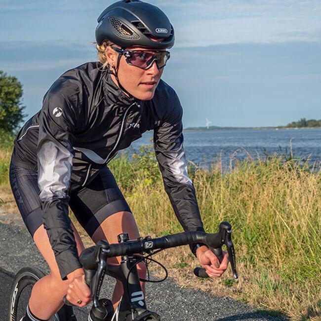 Elite lettvekts sykkeljakke dame