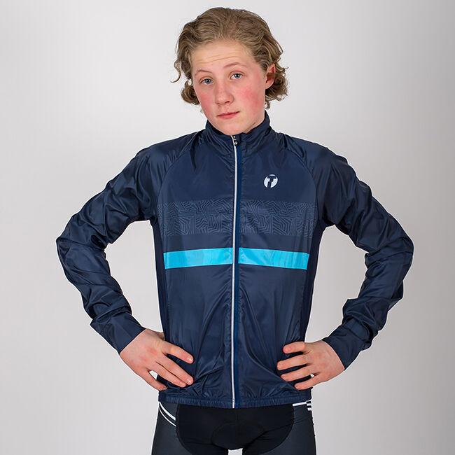 Elite lettvekts sykkeljakke junior