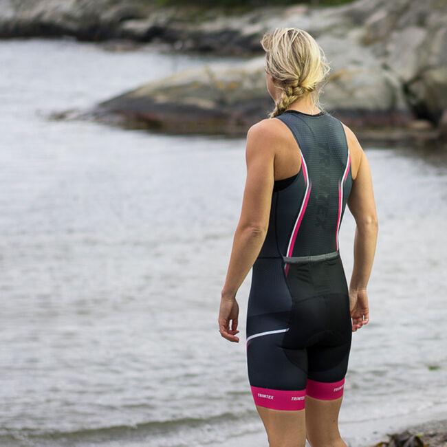 Triathlon skinsuit dame