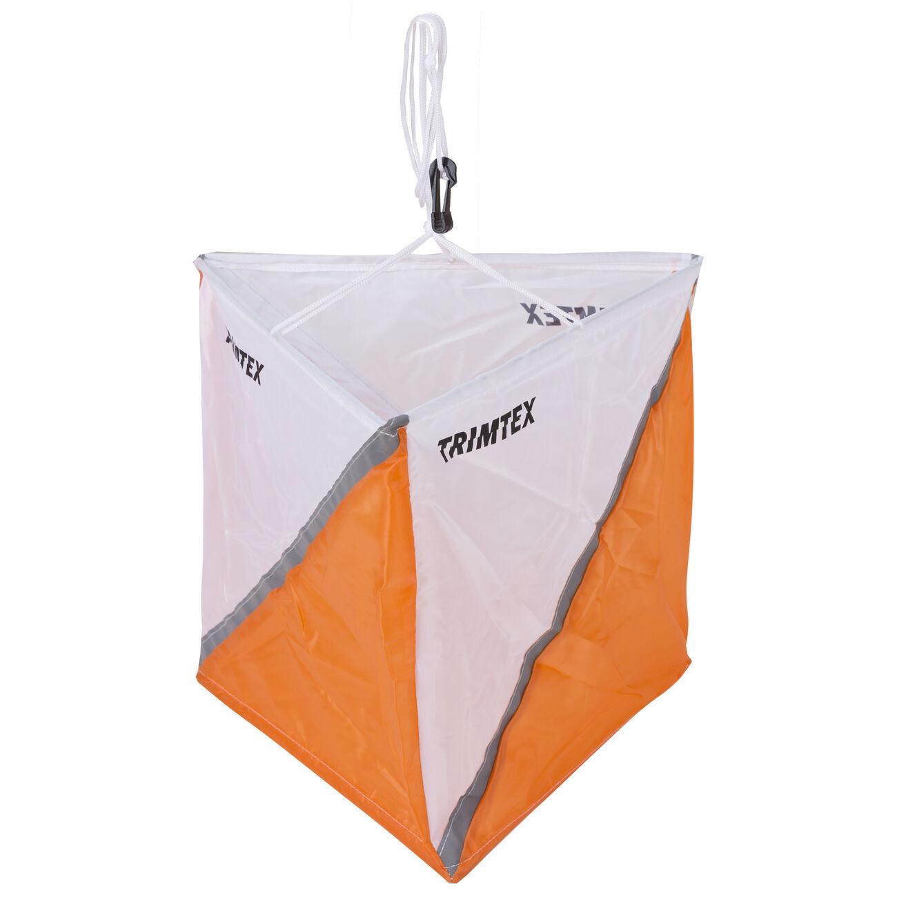 Postskjerm med refleks til konkurranse i orientering 10-pakning
