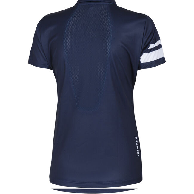 Pique t-skjorte dame