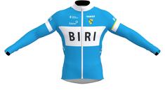 Team micro sykkeljakke junior