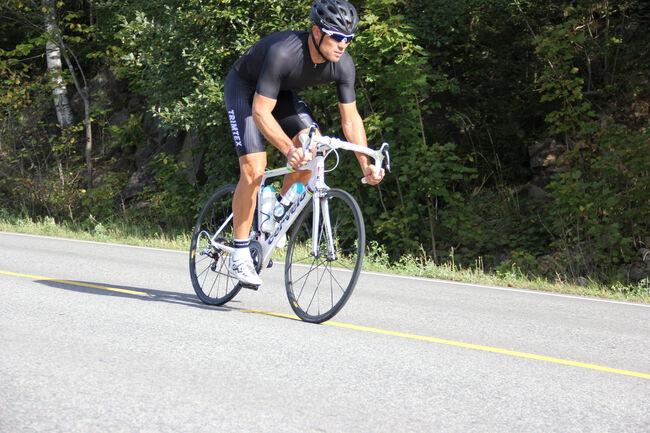 Aero Bib sykkelshorts herre