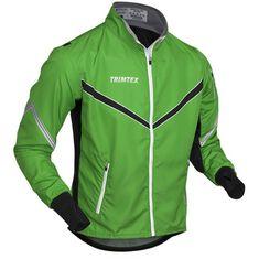 Advance Jacket Black/ Apple Green S