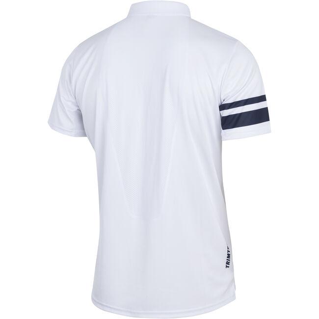 Pique t-skjorte herre