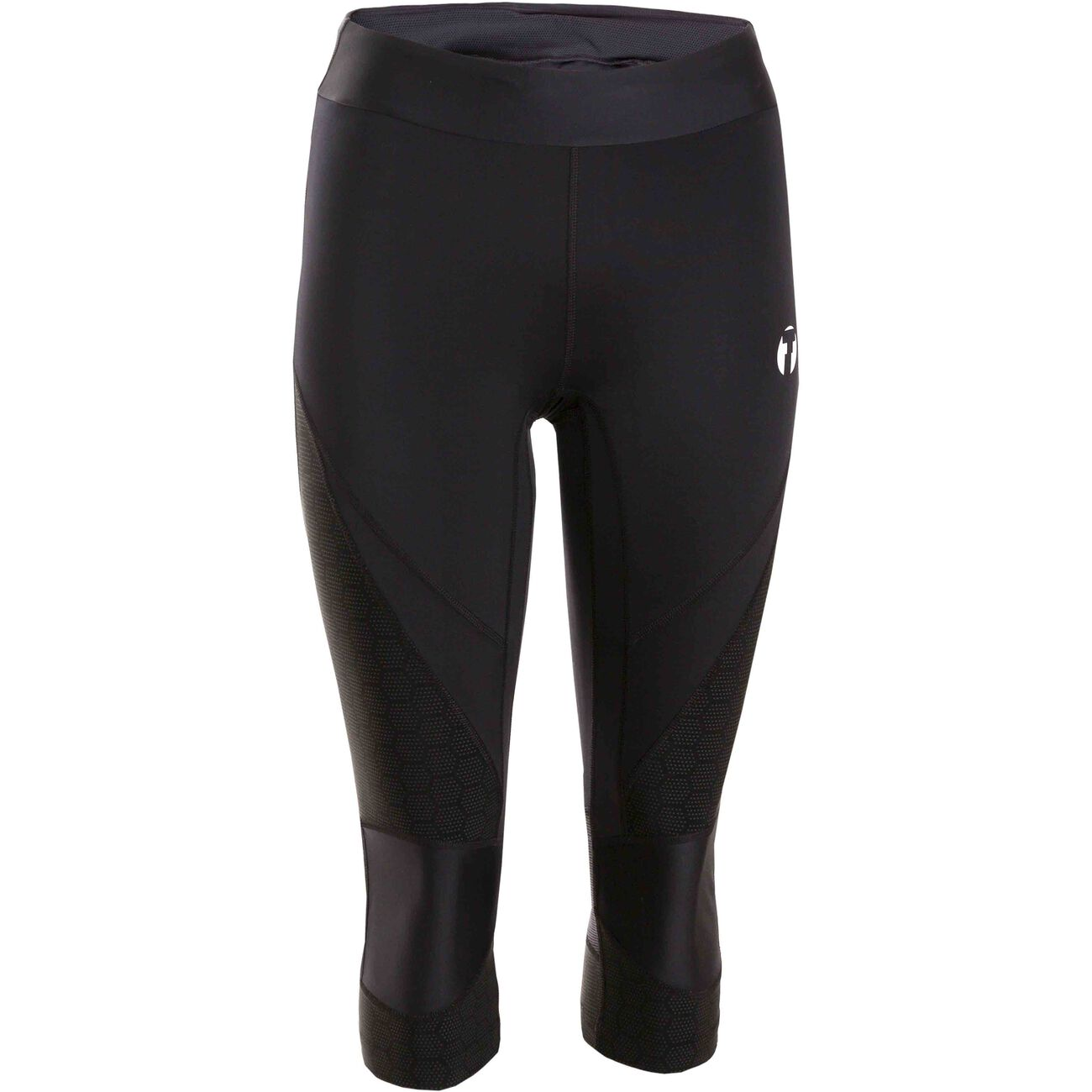 Trail 3/4 tights dame