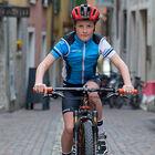 Team Micro sykkelvest junior