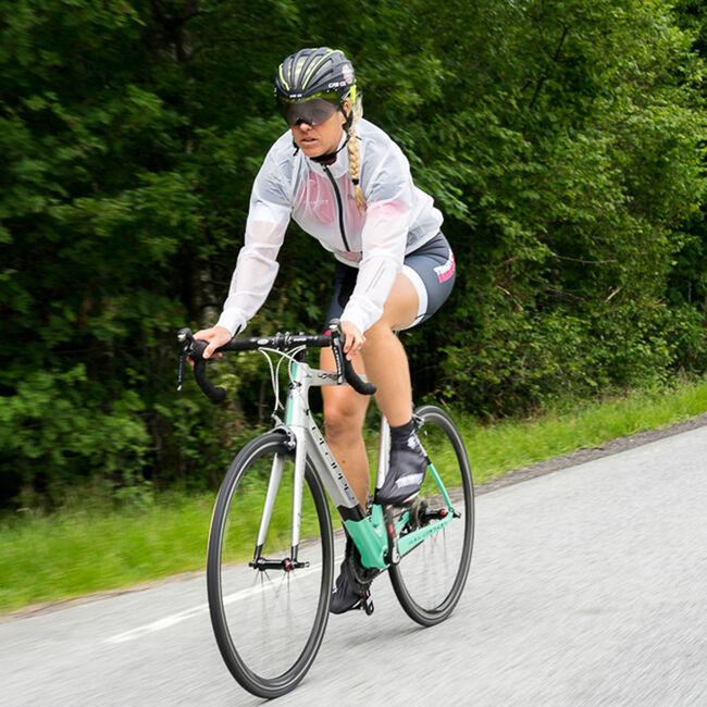 Elite vindjakke sykkel