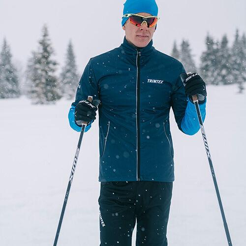 Best i test! Langrennsbukse vår bestselger til skisporet