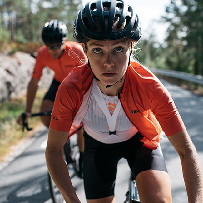 Vitric sykkeltrøye dame
