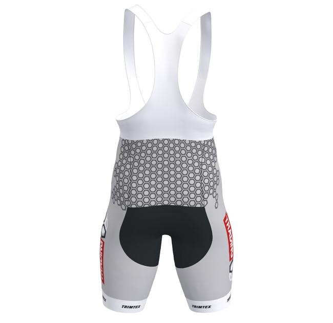 Elite cycling bib shorts men's