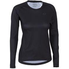 Fast T-Shirt LS Women Black XS