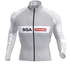 Elite Thermo cycling jersey men's