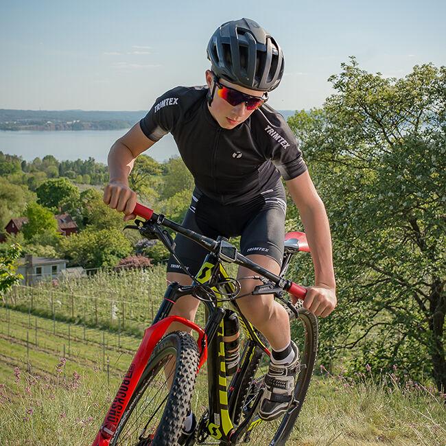 Elite 2.0 sykkeltrøye junior