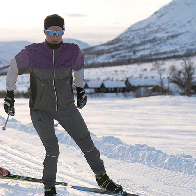 Trainer Plus Re:Mind skijakke dame