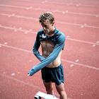 Lead løpeshorts junior