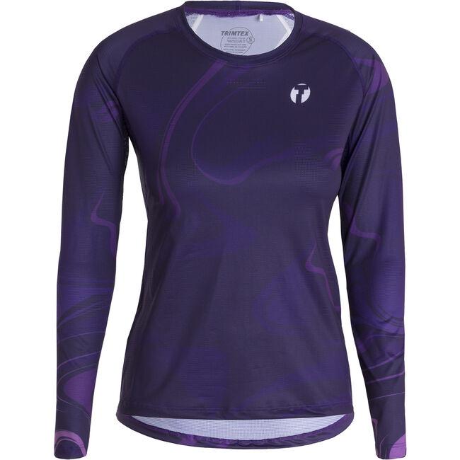 ca60e2bbe Ultralett T-skjorte til dame som puster ekstremt bra
