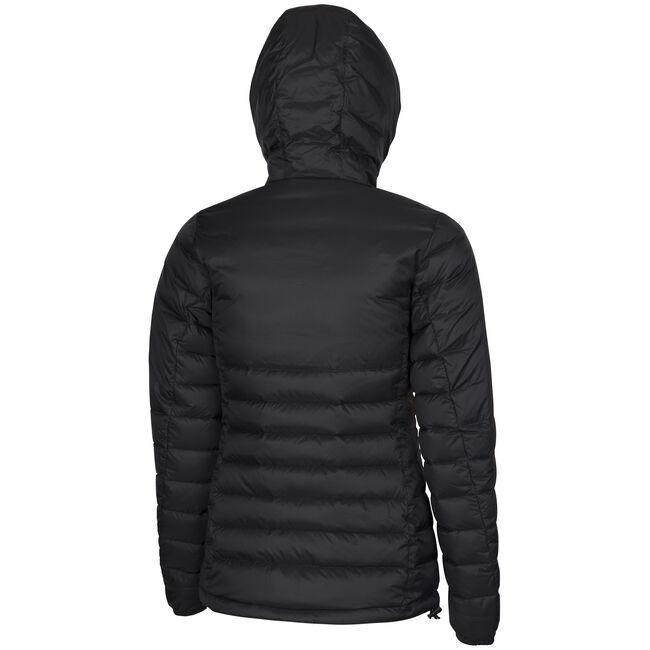 Storm lightdown hoodie dame
