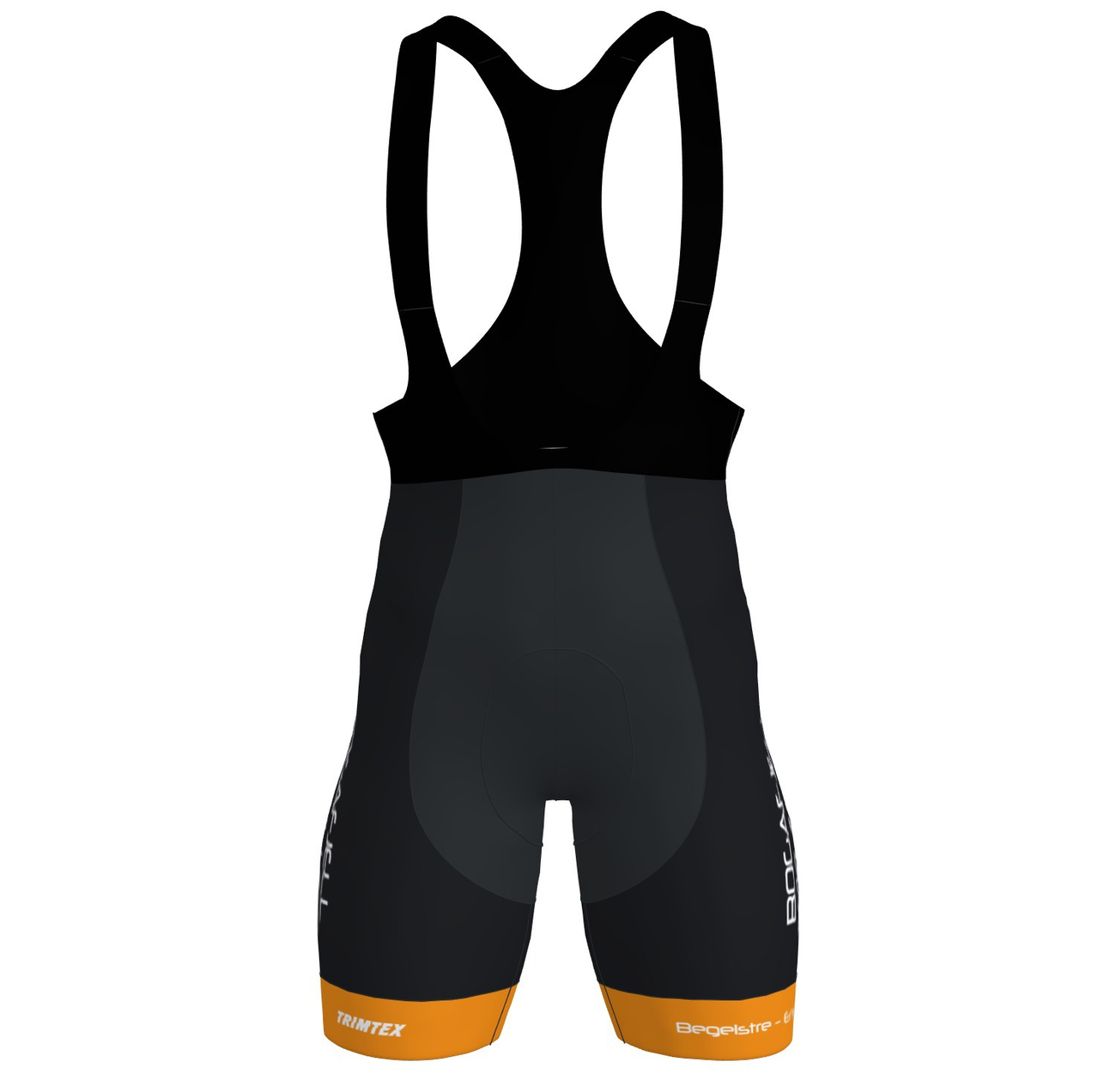 Team Bib sykkelshorts junior