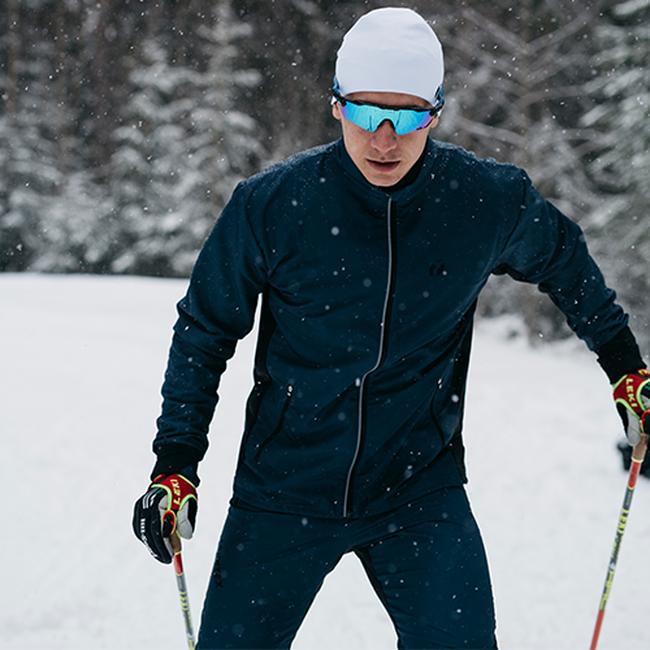 Trainer Plus skijakke herre