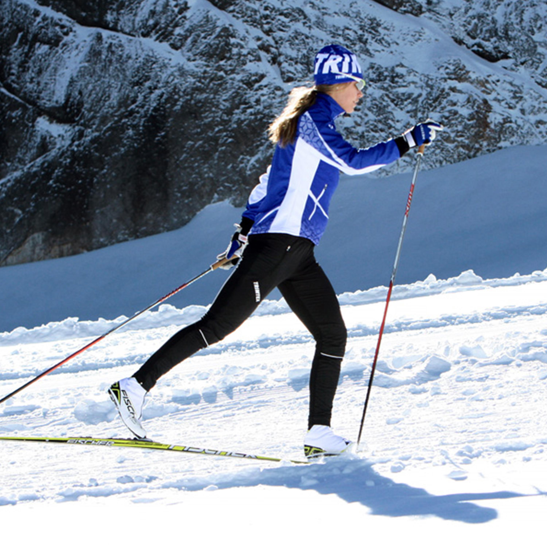 Foret treningsbukse glimrende til både løping og ski